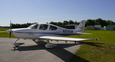 2002 Cirrus SR22 G1